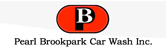 Pearl Brookpark Car Wash Logo